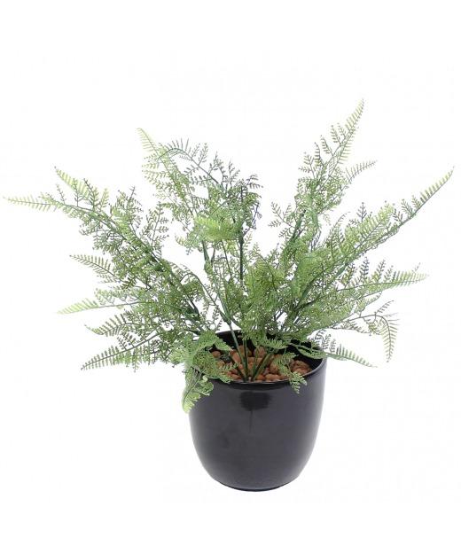 Cactus vert artificiel 45 cm