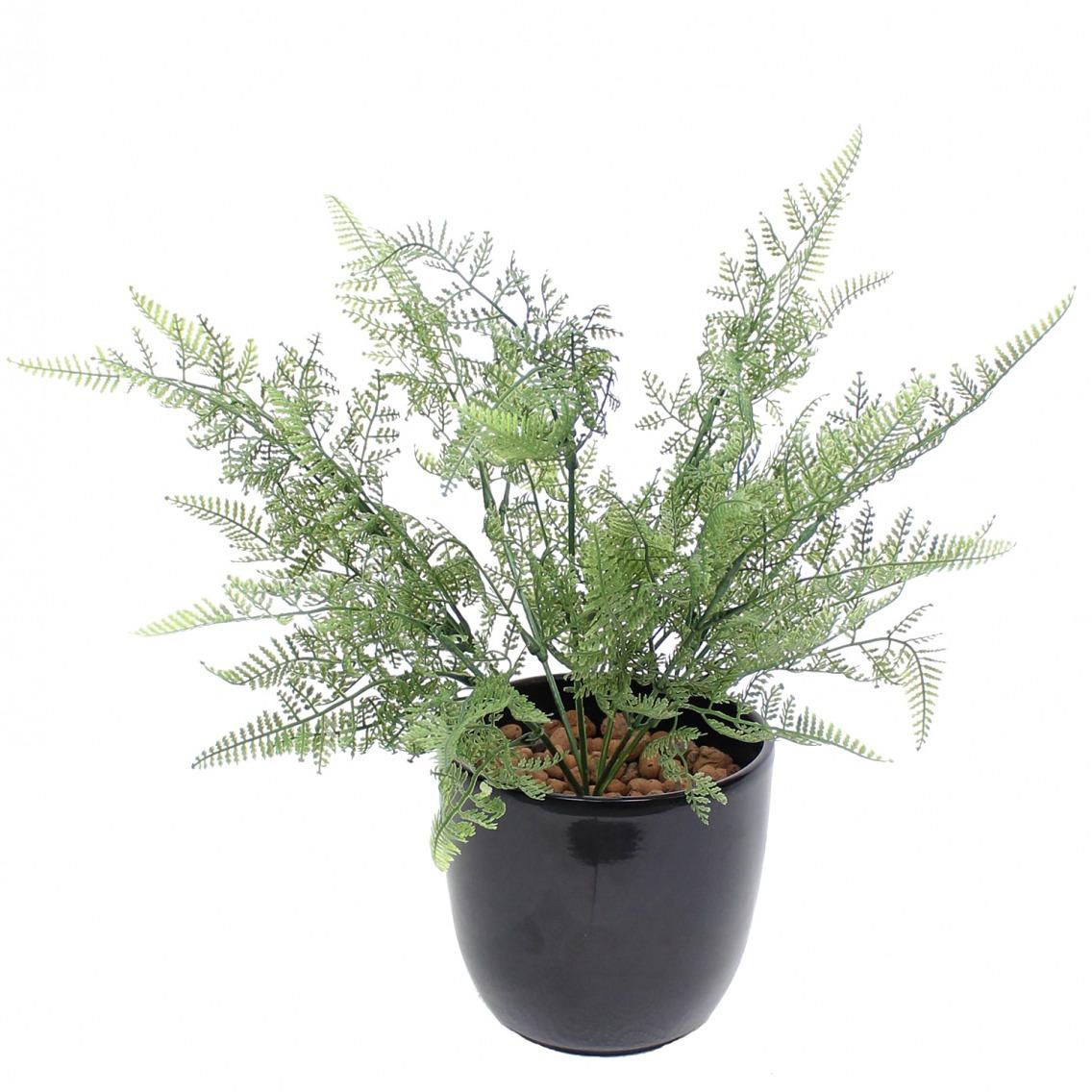 Cactus vert artificiel