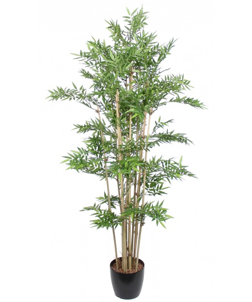 Bambou artificiel multi-chaumes