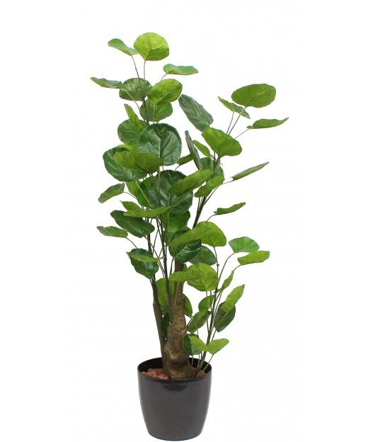 Arum blanc artificiel 78 cm