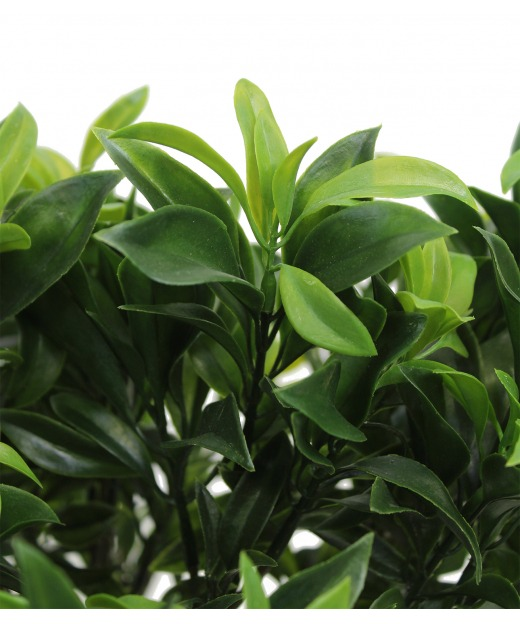 Pothos artificiel retombant vert