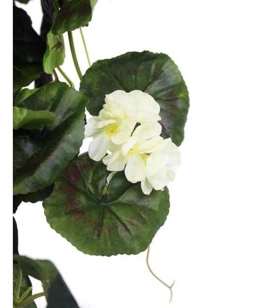 Guirlande fleurie de roses artificielles 145 cm