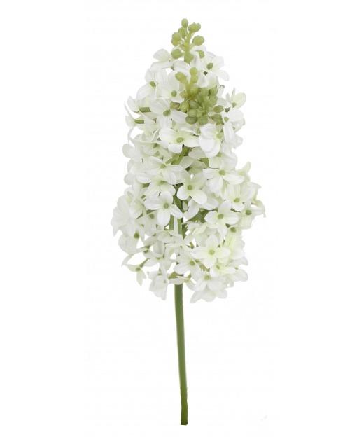 Lilas artificiel blanc