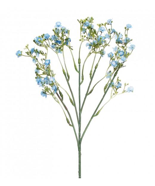 Geranium artificiel blanc 40 cm