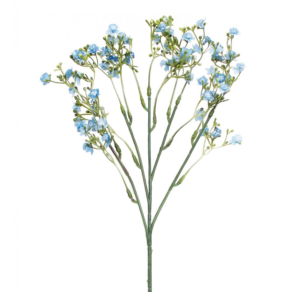 Geranium artificiel blanc