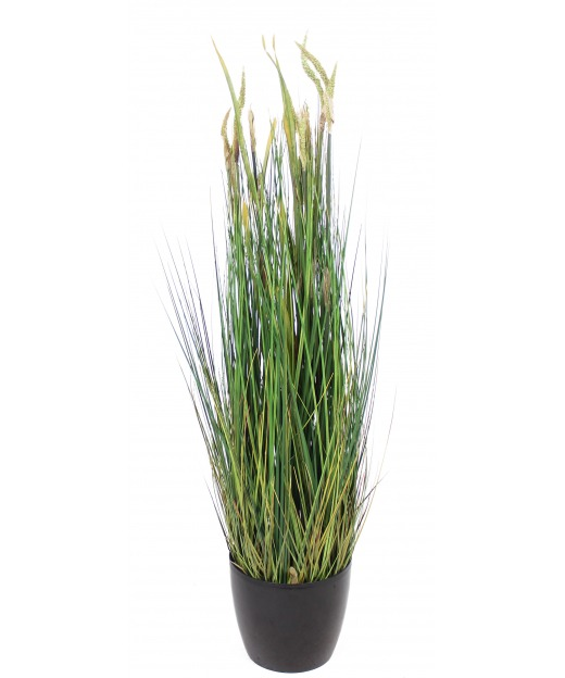 Poinsettia artificiel rose 40 cm