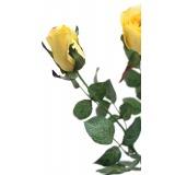 Rose artificielle margaux