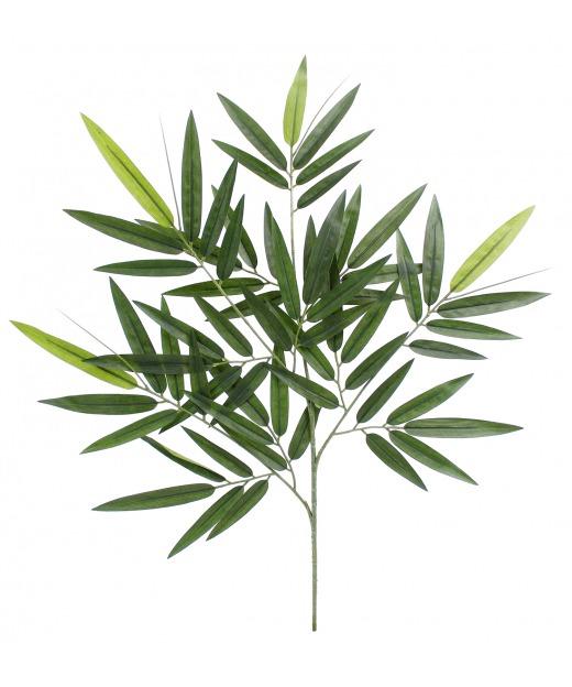 Feuille de bambou artificiel extérieur