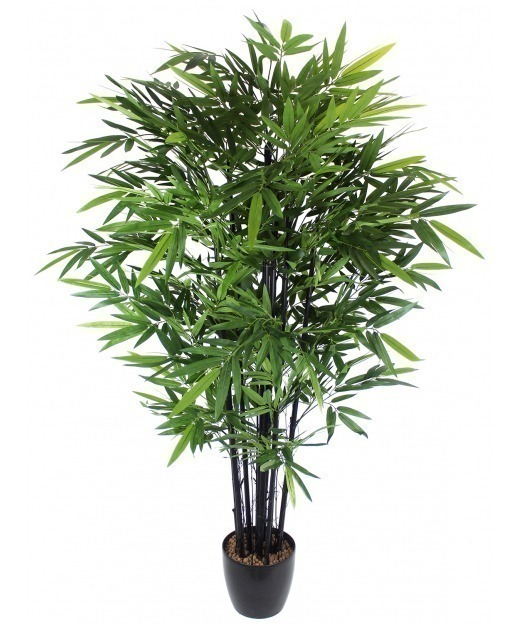 Bambou artificiel à cannes multiples