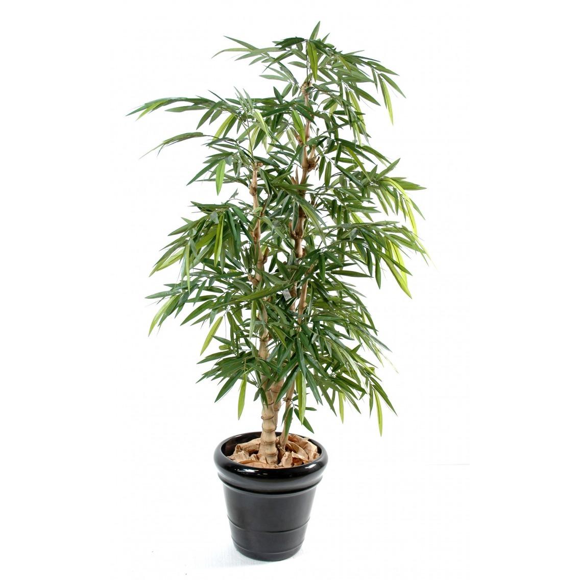Bambou bouddha artificiel artiplantes for Branche bambou artificiel