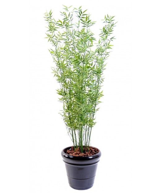 Bambou artificiel buisson 160 cm