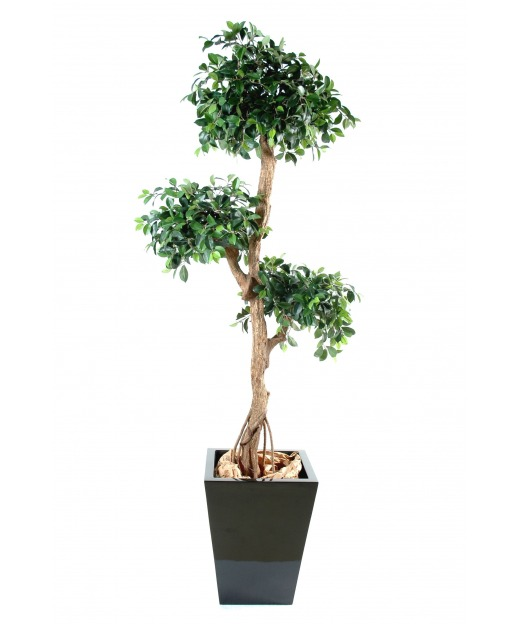 Ficus topiaire artificiel 150 cm