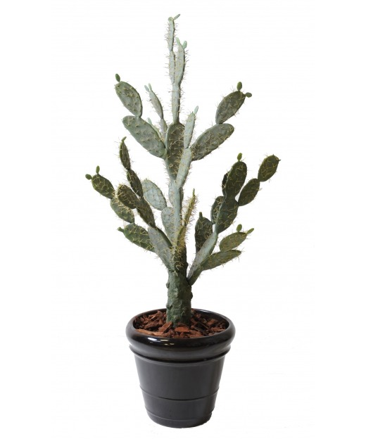 Grand cactus artificiel 130 cm