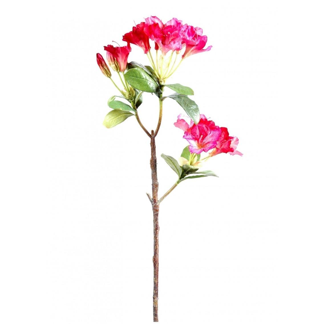 Fleur d'azalée artificielle