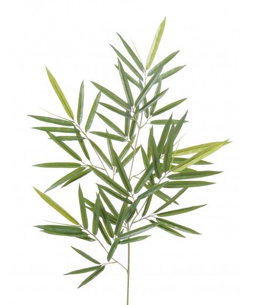 Feuille de bambou artificielle 81 cm