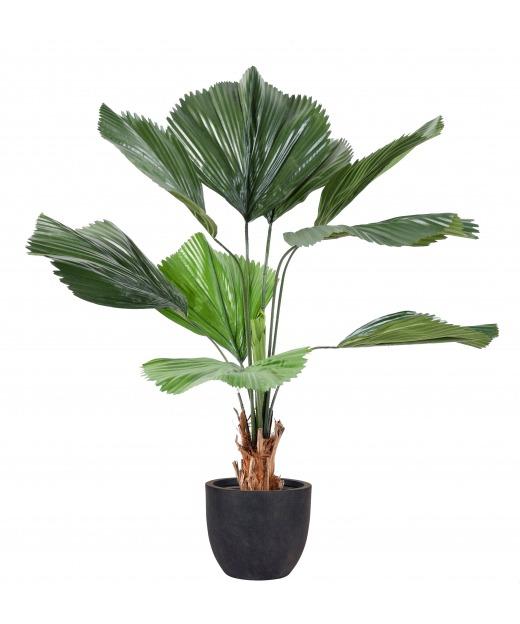 Palmier artificiel cuillère 120 cm