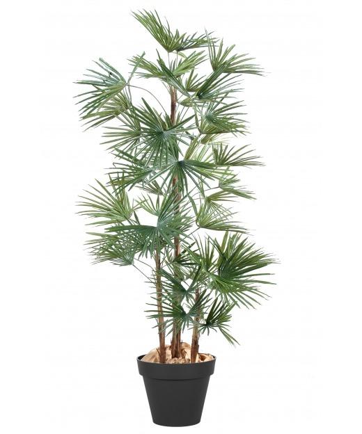 Palmier artificiel éventail 140 cm