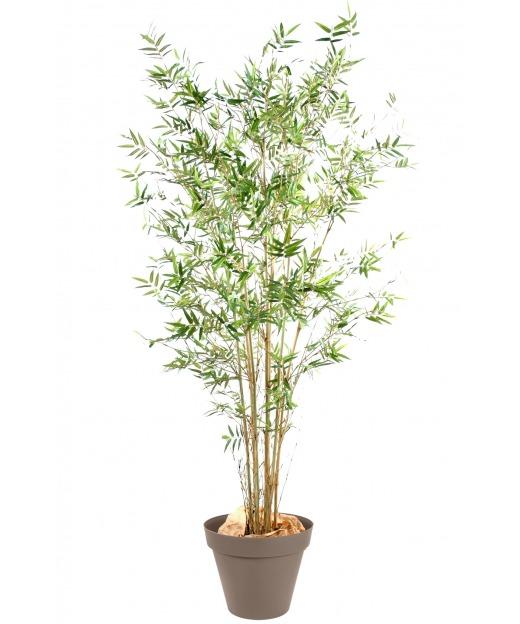 Bambou artificiel fargesia