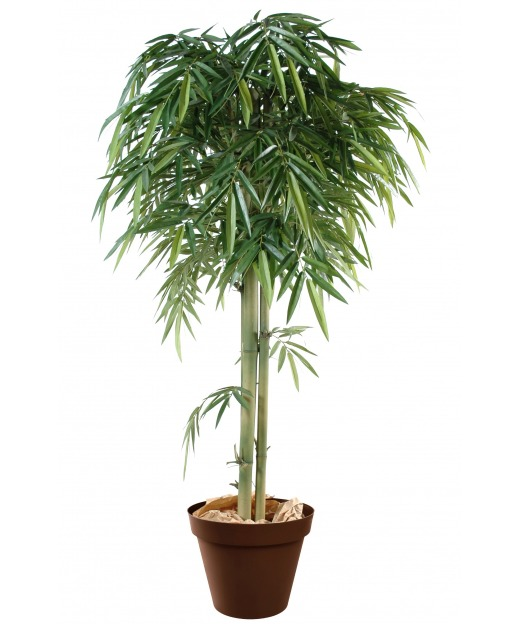 Bambou artificiel phyllostachys manii 180 cm