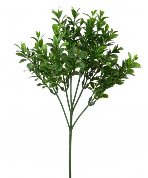 Branche de buis artificielle 45 cm