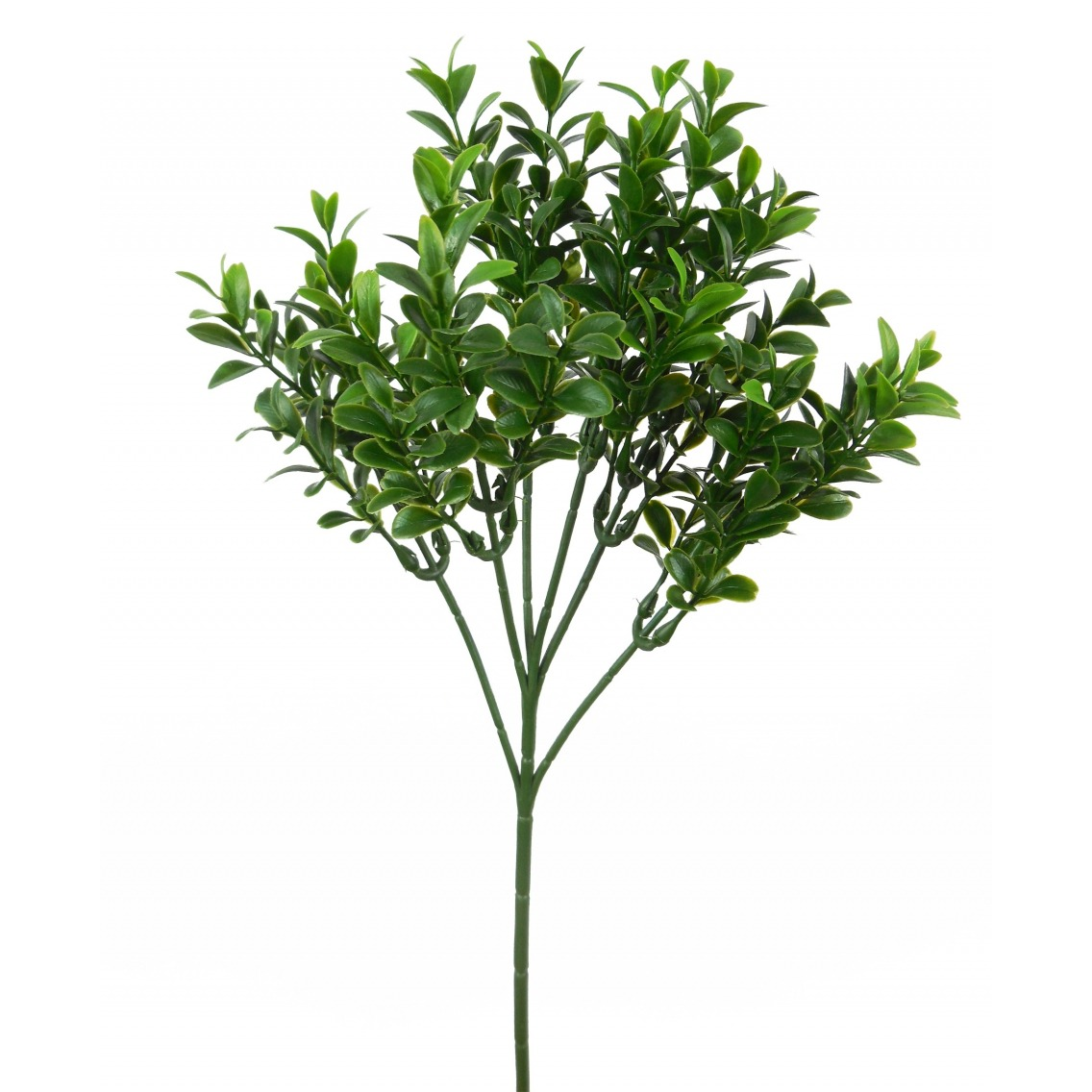 Branche de buis artificielle 40 cm branches for Branche de bambou artificiel