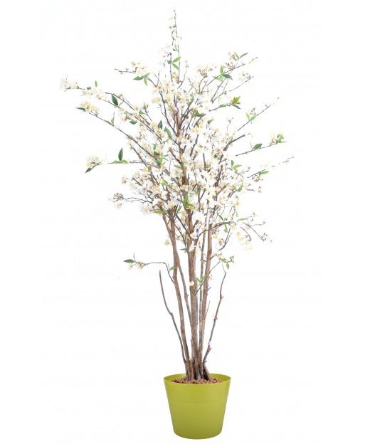 Cerisier artificiel blanc 150 cm