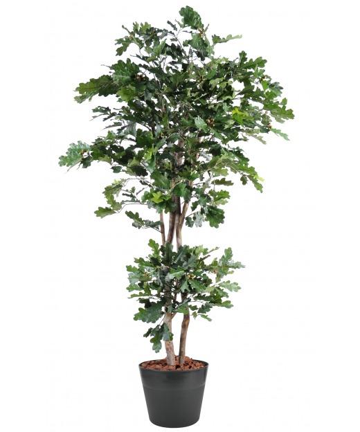 Chêne artificiel avec glands 180 cm