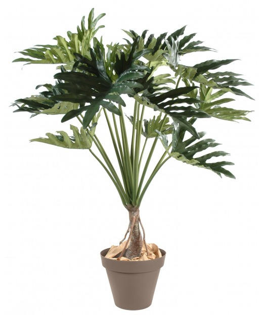 Philodendron selloum artificiel 120 cm