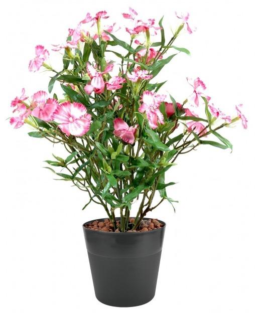 Dianthus artificiel 40 cm