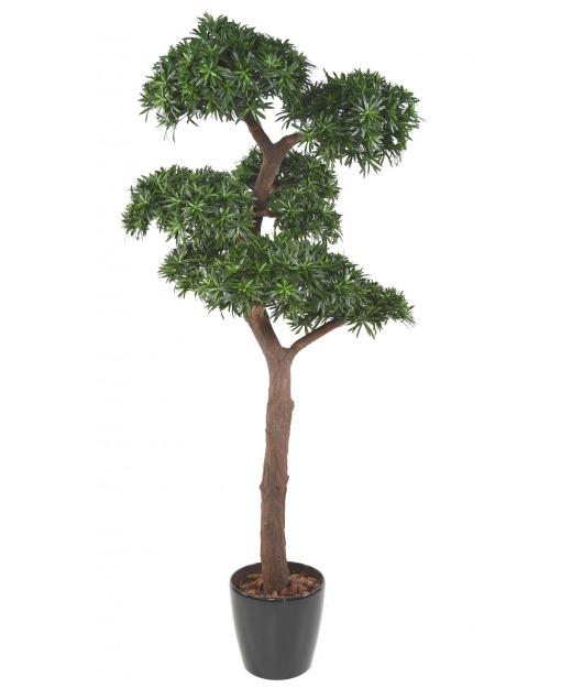 Podocarpus artificiel géant 210 cm