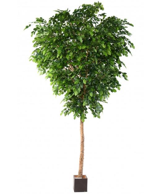 Grand hêtre artificiel vert 400 cm