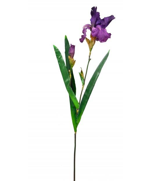 Iris reticulata artificiel 77 cm