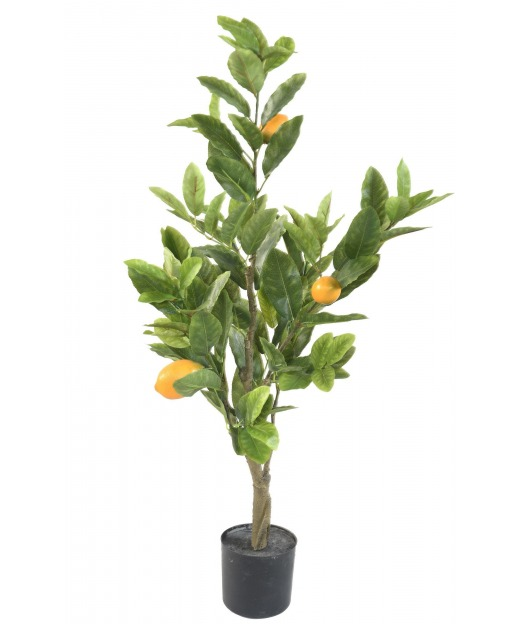 Arbuste artificiel citrus 90 cm
