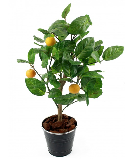 Mini oranger artificiel 65 cm