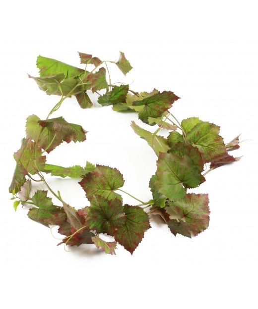 Guirlande de vigne automne 118 cm