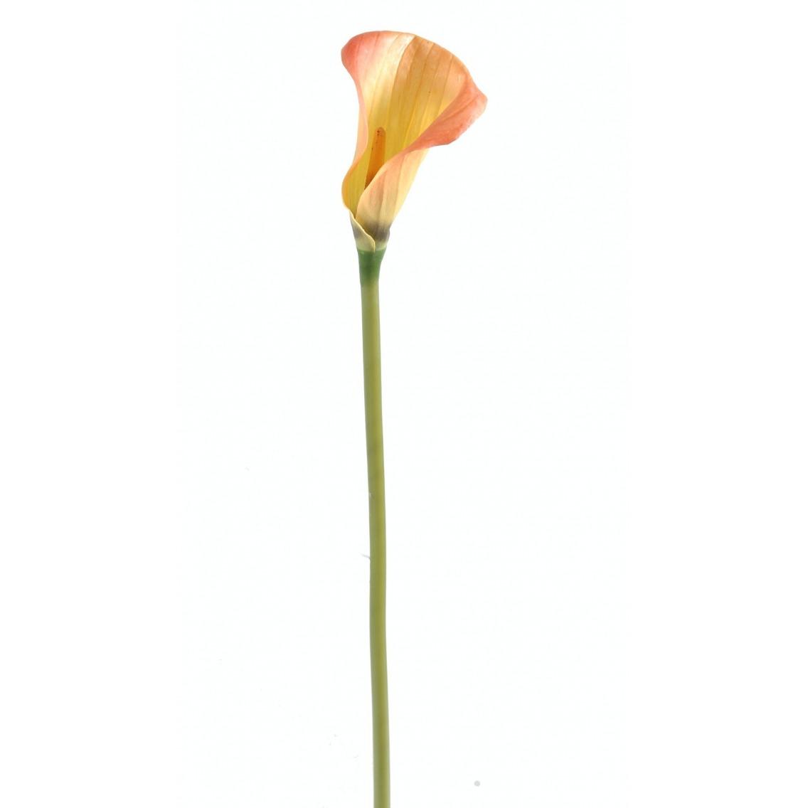Fleur de calla artificielle