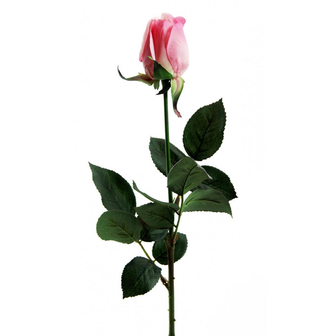 Rose artificielle claude monet