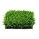 Herbe en plaque artificielle