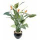 Grand strelitzia artificiel