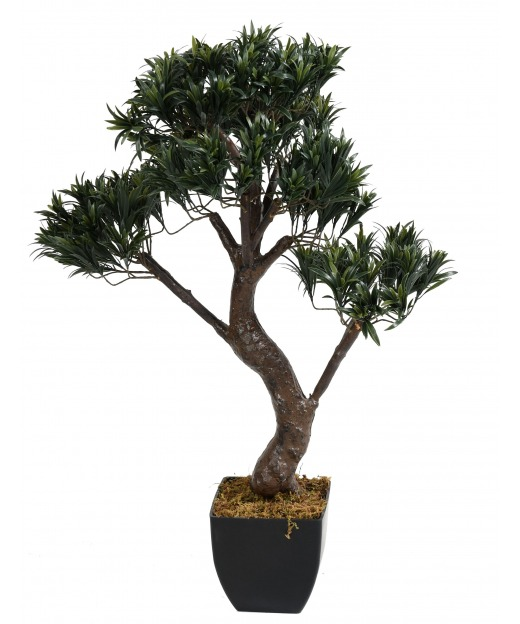 Podocarpus artificiel large 90 cm