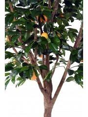 Oranger artificiel géant