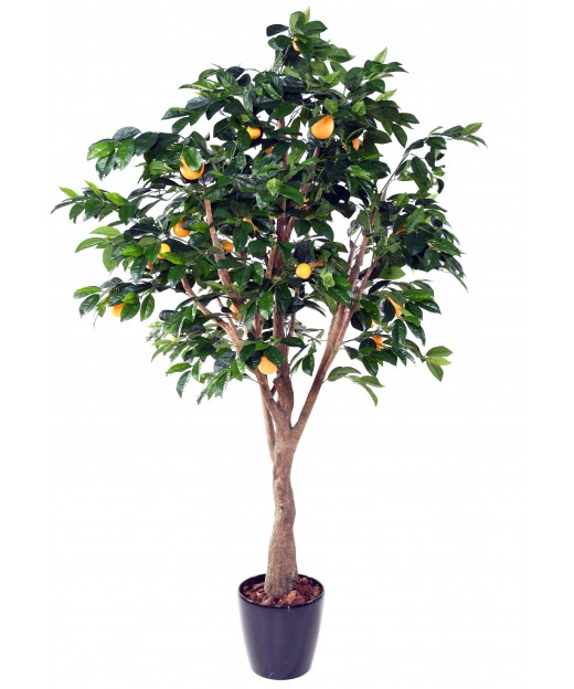 Oranger artificiel géant 250 cm