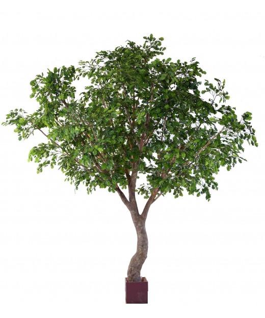 Chêne artificiel en S 360 cm