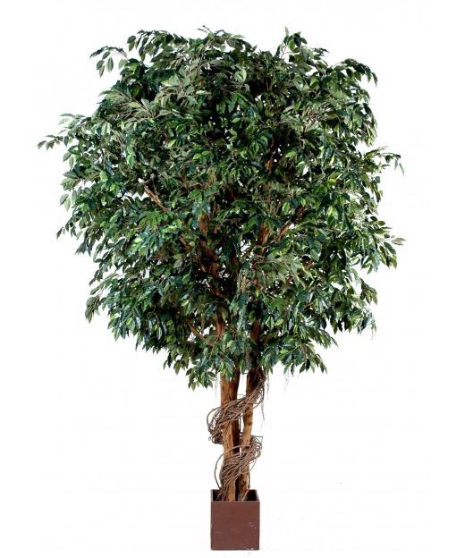Ficus artificiel géant lianes 185 cm