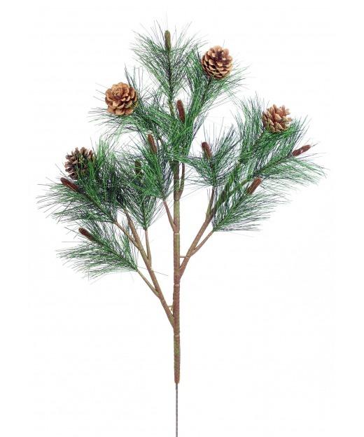 Branche de pin mini 60 cm