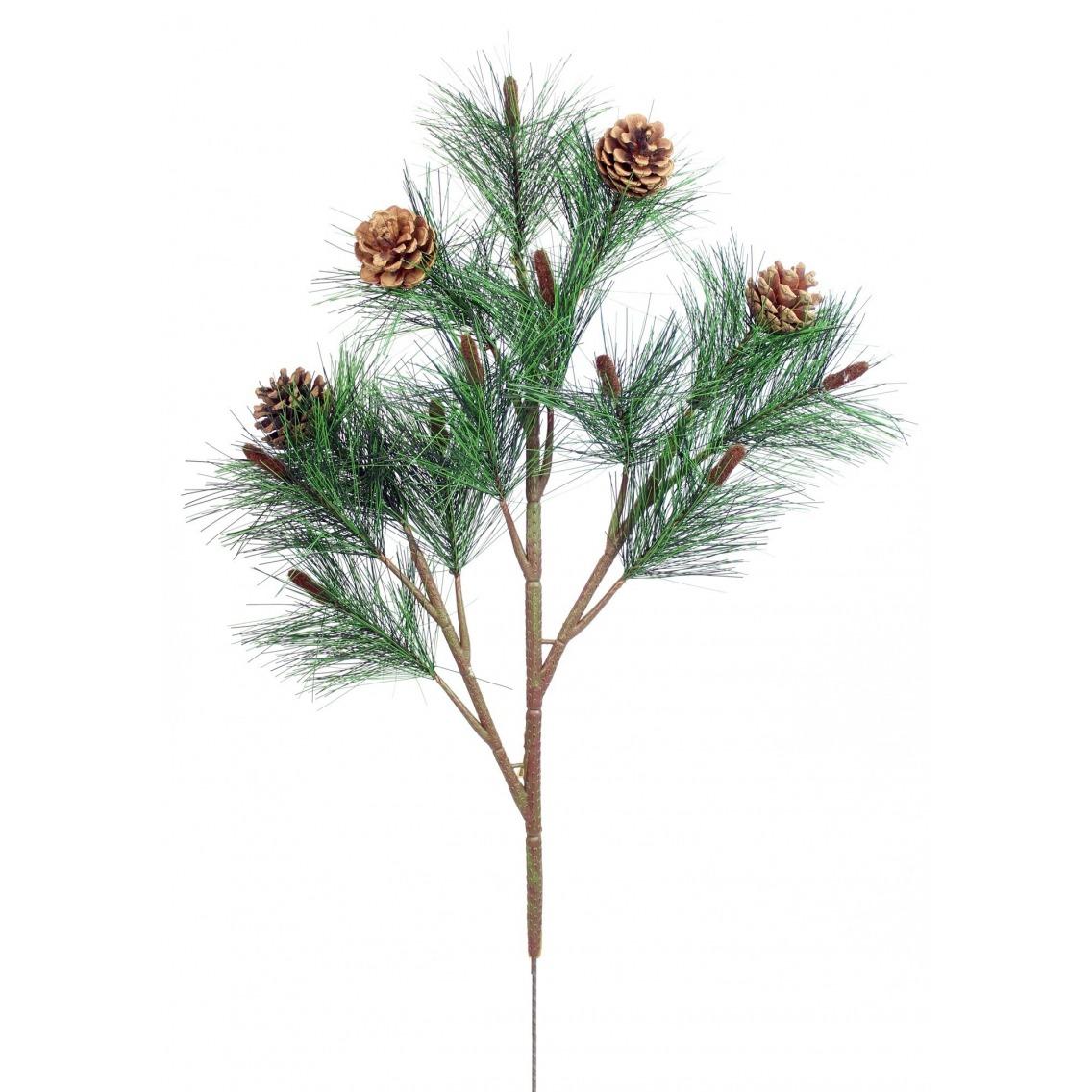 Branche de pin artificielle mini