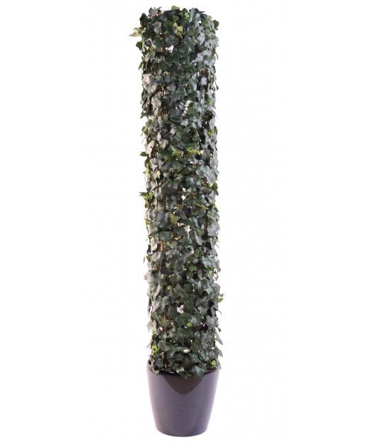 Colonne de lierre artificiel gala 185 cm