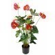 Grand anthurium artificiel