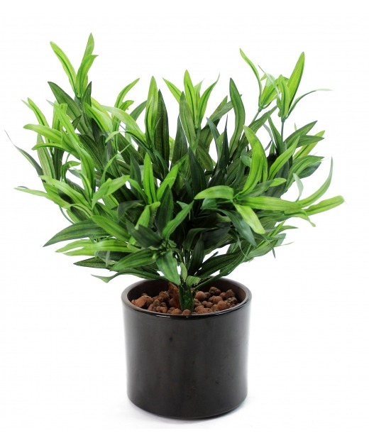 Dracaena artificiel mini 45 cm