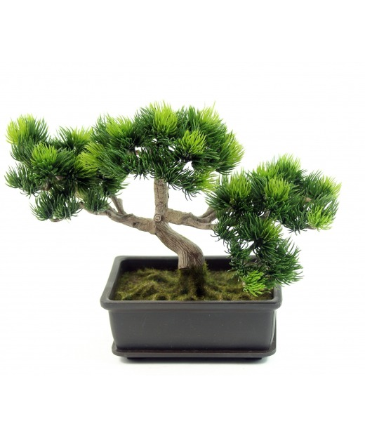Bonsaï artificiel pinus 22 cm